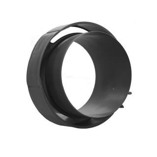 Manchon raccord pour conduit polyéthylène isolé - Série TUBISO - MFR ISO [- accessoire VMC double flux - Unelvent]