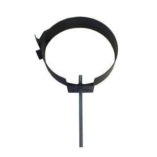 Collier support pour conduit polyéthylène isolé - Série TUBISO - CSR ISO [- accessoire VMC double flux - Unelvent]
