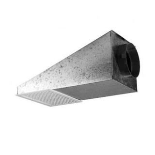 Prises d'air Ø 150 mm sous avancée de toiture [- accessoire VMC - Unelvent]