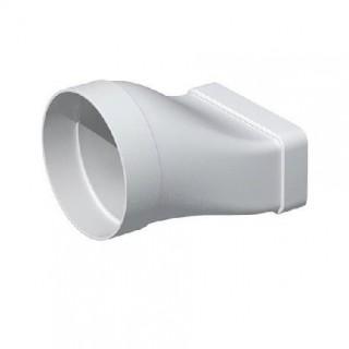Manchon mixte - MCM [- conduits PVC de Ventilation - Unelvent]