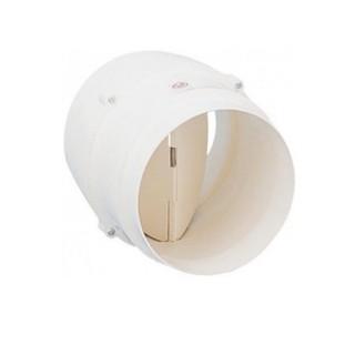 Clapet anti-retour multi diametres - CM 130 - Ø120/130 / Ø125/110 [- conduits PVC de Ventilation - Unelvent]