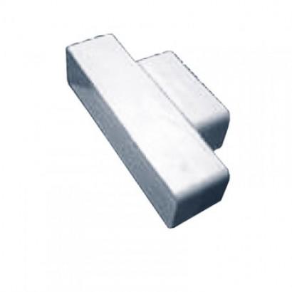 Réduction rectangulaire 55 x 220 x 110 [- conduits PVC de Ventilation - Atlantic]
