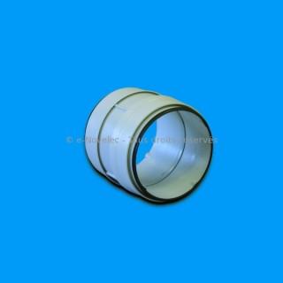 Manchon circulaire à joints - MCCV [- conduits PVC de Ventilation - Unelvent]