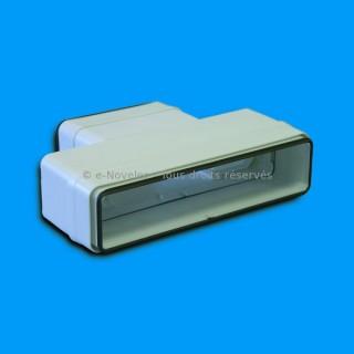 Réduction pvc rigide à joints - RPRV [- conduits PVC de Ventilation - Unelvent]