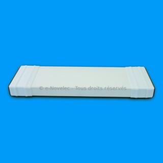 Piège à son à joints - TPAV [- conduits PVC de Ventilation - Unelvent]