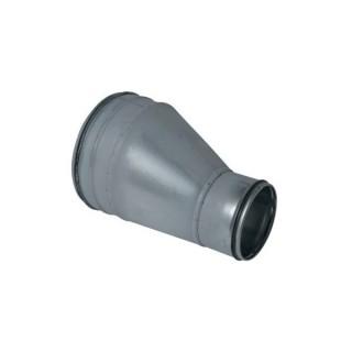 Réduction conique excentrée avec joint - RZA [- Accessoires IsoPipe - HELIOS]