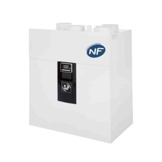 IDEO² 325 Ecowatt FL (Filaire) [- VMC Double flux Très Haut Rendement - Unelvent]