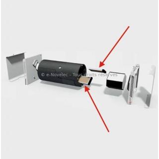 Jeu de 2 Filtres G4 ComfoSpot 50 [- Filtration pour ventilation double flux ComfoSpot 50 - Zehnder]