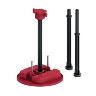 Kit de montage béton pour boitier TVA-P 75 [- Réseau PEHD ComfoTube - Zehnder]