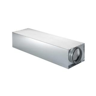 Amortisseur de bruit rectangulaire CSI 350 Ø 180 mm Longueur 700 et 900 mm [- silencieux réseau VMC Double flux - Zehnder]