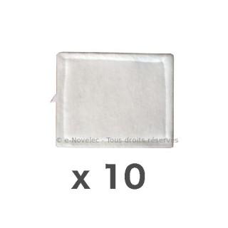 10 Filtres G3 pour Vent-Axia SENTINEL KINETIC B - 230 m3/h [*- VMC Double flux haut rendement - VENTILAIR]