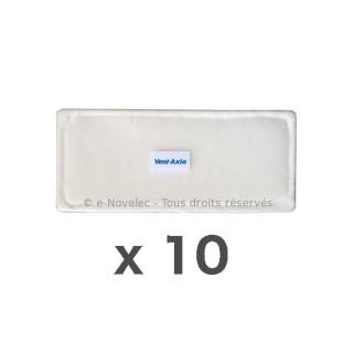 10 Filtres G3 pour Vent-Axia SENTINEL KINETIC PLUS - 440 m3/h [*- VMC Double flux haut rendement - VENTILAIR]