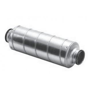 Amortisseur de bruit cylindrique GDS Ø 150, 160 et 180 mm [- silencieux réseau VMC Double flux - Zehnder]