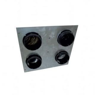 Passage plafond pour Inspirair Top [- Accessoire VMC double flux - ALDES]