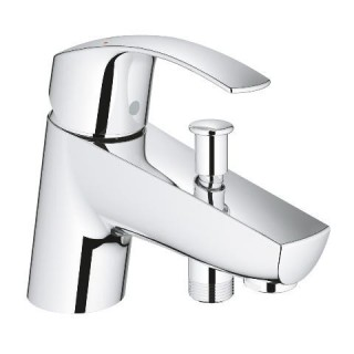 "EUROSMART - Mitigeur monocommande 1/2"" Bain/douche [- Robinetterie salle de bains - GROHE]"