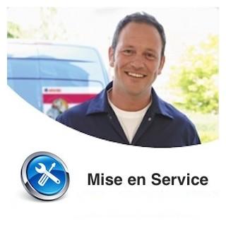 Forfait mise en service [- pour PAC climatisation monosplit ou monoconsole achetée sur e-novelec.fr]
