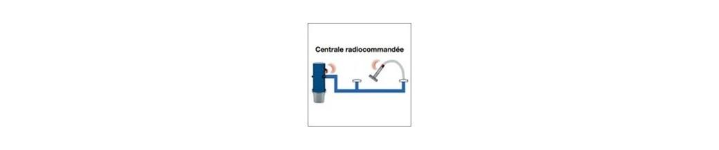 Centrales à commande radio