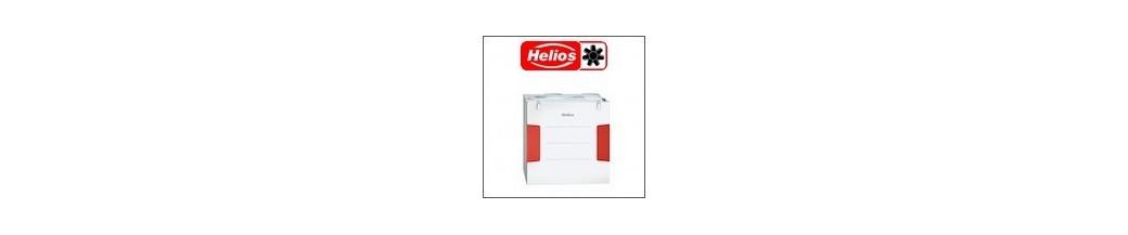 Vmc et kits ventilation double flux helios e novelec for Vmc double flux helios prix