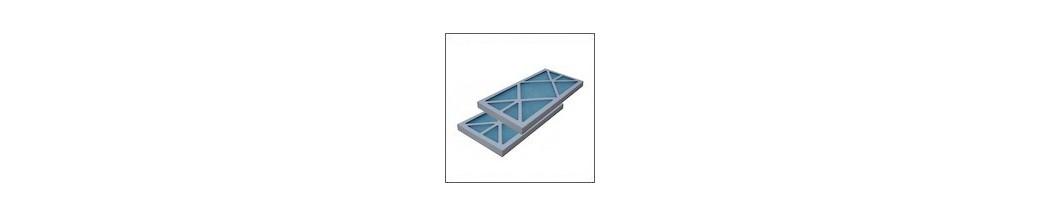 filtres pour vmc double flux filtration puits canadiens filtre de conduits a rauliques e novelec. Black Bedroom Furniture Sets. Home Design Ideas