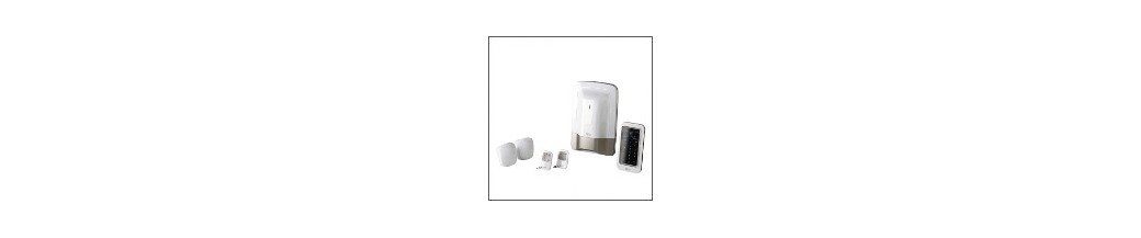 gamme tyxal promotions pack alarme delta dore e novelec. Black Bedroom Furniture Sets. Home Design Ideas